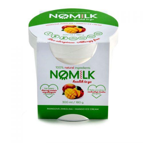 NoMilk - Tejmentes, gluténmentes mangó fagylalt